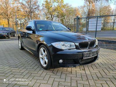 gebraucht BMW 125 Coupé i Coupe Aut. / Sportpaket / Klima als Sportwagen/ in Oyten