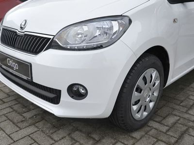 gebraucht Skoda Citigo 1.0 MPI Ambition SHZ ZV SunSet SD AUX-IN