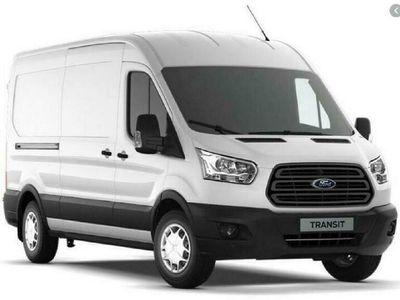 gebraucht Ford Transit Kastenwagen TTS 350 L3 Trend