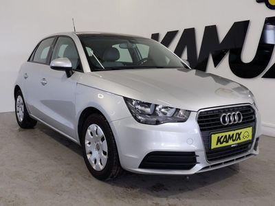 gebraucht Audi A1 1.6 TDI S-tronic Attraction +Klima +GSHD +AHK