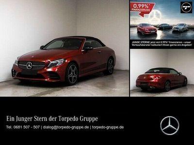 gebraucht Mercedes C300 CABRIO AMG AIRSCARF+NAVI+COMAND+LED+NIGHT+