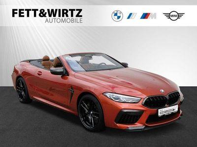 gebraucht BMW M8 Competition Cabrio xDrive