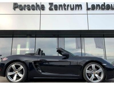 gebraucht Porsche 718 Boxster PASM -10mm Bi-Xenon PDLS PCM Navi