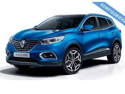 gebraucht Renault Kadjar BUSINESS TCe 140 EDC GPF 2019 in Achern