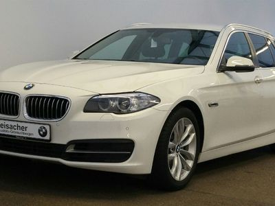 gebraucht BMW 520 d A Tou Navi,LM,Leder,Autom,SH,PDC