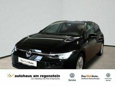 gebraucht VW Golf VIII 2.0 TDI DSG Alu Navi LED Lenkradheizung Life -