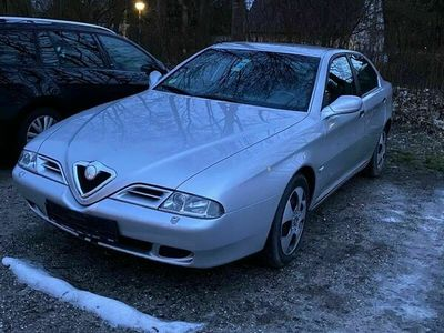 gebraucht Alfa Romeo 166 Alfa2.4 Jtd