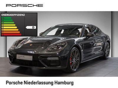 second-hand Porsche Panamera Turbo 4.0 LED-Matrix Sportabgasanlage