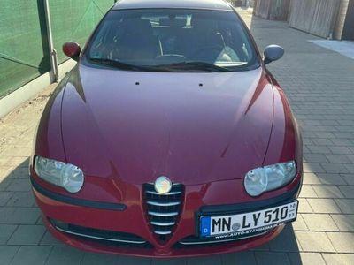 gebraucht Alfa Romeo 147 1.6 Twin Spark ECO Distinctive TÜV als Limousine in Egg a. d. Günz
