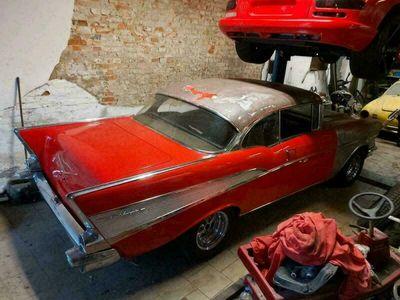 gebraucht Chevrolet Bel Air 19572dr ht coupe