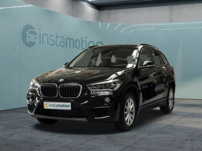 gebraucht BMW X1 X1sDrive18d Advantage Aut. Klimaaut. PDC