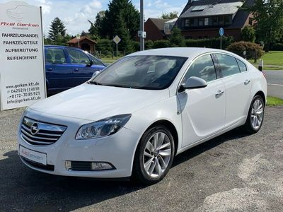 gebraucht Opel Insignia A 2.0 CDTI Lim. Innovation Autom.Xenon