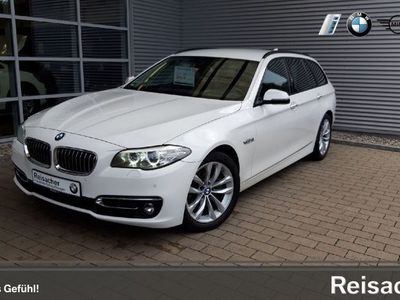 gebraucht BMW 530 d A Touring