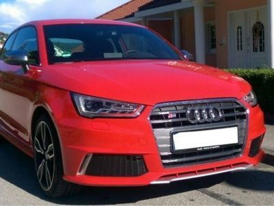 "gebraucht Audi S1 2.0 TFSI quattro Navi, XENON,SHZ,PDC,BOSE,18"""