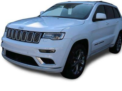 gebraucht Jeep Grand Cherokee Summit 3.0l V6 Multijet Platinum