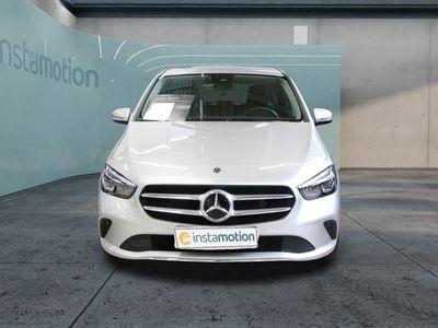 gebraucht Mercedes B200 B 200Progressive MBUX+LED+KAMERA+PARKTRONIC+