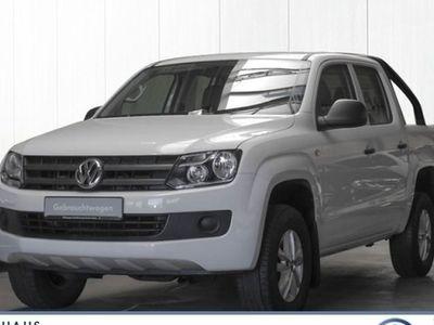 gebraucht VW Amarok 2.0 BiTDI Pickup Double Cab (Klima Einparkhilfe el