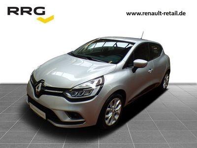 used Renault Clio IV 1.2 TCe 120 EDC Intens Automatik wenig k