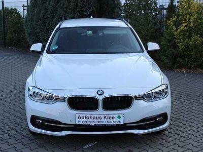 gebraucht BMW 318 318 Touring i Touring Aut. Sport Line