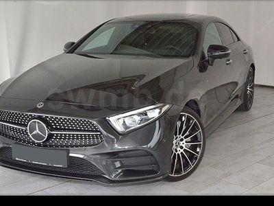 gebraucht Mercedes CLS450 4MATIC Coupé AMG/Sitzklima/Burmester