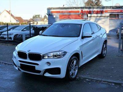 gebraucht BMW X6 xDrive30d M-PAKET LED GSD HUD NAV KAM EU6