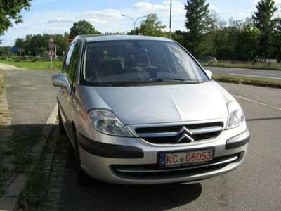 gebraucht Citroën C8 2.0 16V/GAS/AUTOMATIK/KLIMA/XENON/AHK/