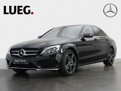 gebraucht Mercedes C350e AMG+Comand+LED+Airmatic+PDC