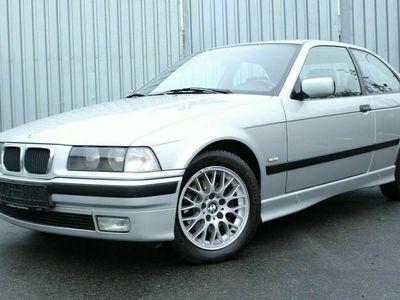 gebraucht BMW 323 Compact ti / 1.Hand erst 100`tkm / Automatik als Sportwagen/Coupé in Nürnberg