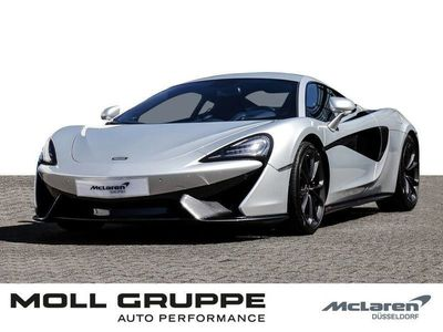 gebraucht McLaren 570S Coupe Luxury Pack, Sports Exhaust, Carbon