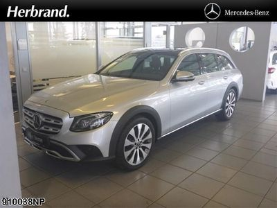 used Mercedes E220 4M T All-Terrain Pano Distronic AIRBODY