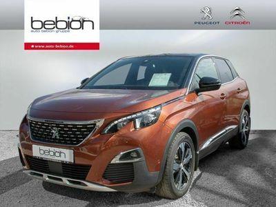 gebraucht Peugeot 3008 THP 165 EAT6 GT-LIne,AHK,LED,Navi
