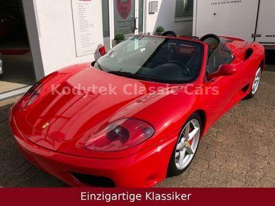 gebraucht Ferrari 360 Spider..Handschalter..