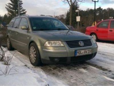 gebraucht VW Passat VW3BG