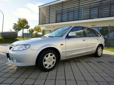 gebraucht Mazda 323F 1.6 Sportive