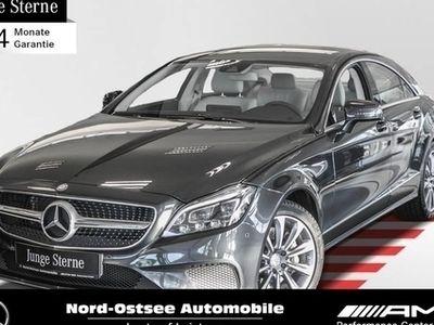 gebraucht Mercedes CLS400 4M Coupé Comand+Sportpaket+Kamera+SHZ+PTS