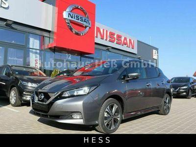 gebraucht Nissan Leaf 150 PS 40KWH TEKNA*LED*Leder*ProPilot als Limousine in Murr