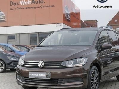gebraucht VW Touran Comfortline 2.0 TDI AHK 7-Sitzer Navi Navi