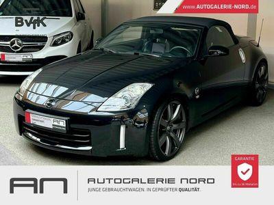 gebraucht Nissan 350Z 350 Z Roadster Premium Pack Leder+Navi+Xenon+MFL