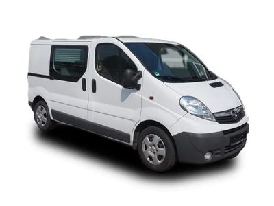 gebraucht Opel Vivaro 2.0 CDTI L1 H1 Kasten Klima Werkstatt