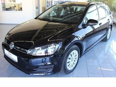 used VW Golf Variant 1,6 TDI BLUE MOTION/WIE NEU/EURO6