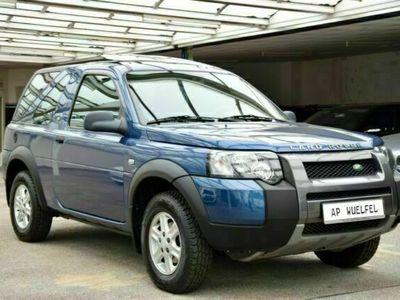 gebraucht Land Rover Freelander Sky TD4 S Automatik Hardtop Klima AHK