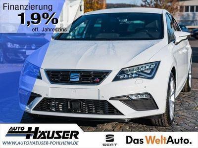 gebraucht Seat Leon FR Neues Modell 2.0 TSI DSG NAVI ACC LED (Xenon Kl