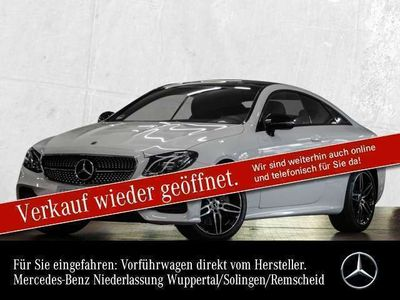 gebraucht Mercedes E200 Cp. 4M AMG WideScreen Pano COMAND LED Night
