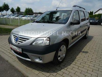 gebraucht Dacia Logan MCV Laureate 1.5 Klima ZV
