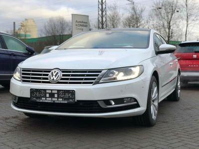 gebraucht VW CC BMT 4Motion+DCC+Xenon+Pano+Lane Assist