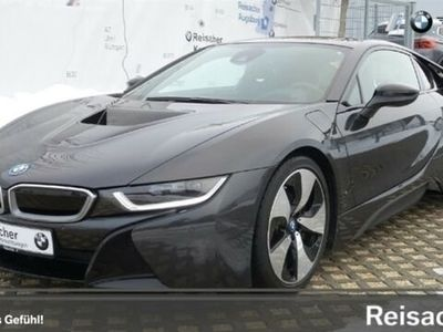 gebraucht BMW i8 Navi,LED Scheinwerfer,Leder,Autom,SH,Driv