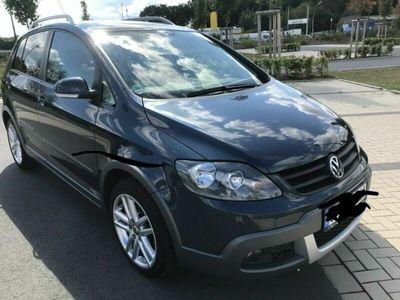 gebraucht VW Golf Plus Cross Diesel 103 KW D...