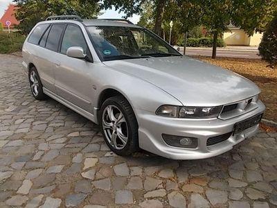 gebraucht Mitsubishi Galant 2.5 V6 Avance