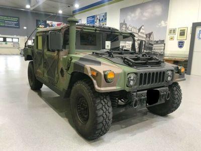 gebraucht Hummer H1 Humvee M1123 6,5L 4 Gang HMMWV