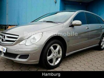 gebraucht Mercedes R500 Aut. 4x4 Panorama 4Matic / Entertain.(50)